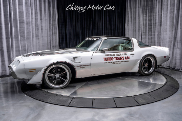 1980 Pontiac Firebird Turbo