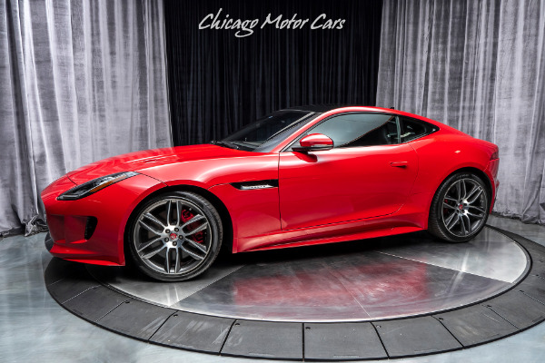 2017 Jaguar F-TYPE