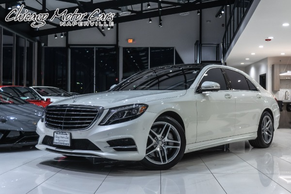 2015 Mercedes-Benz S550 4-Matic Sedan