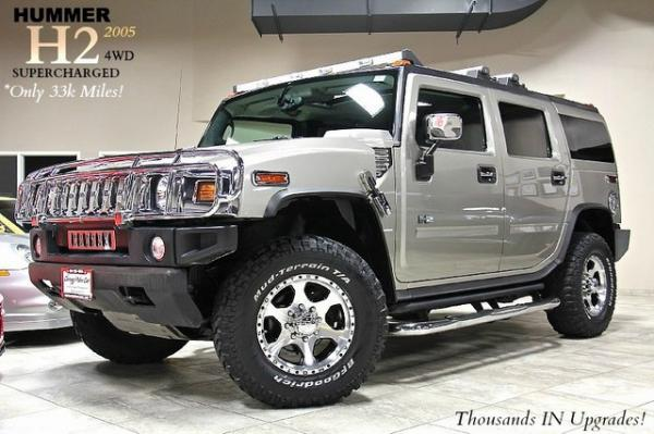 2005 Hummer H2 Supercharged