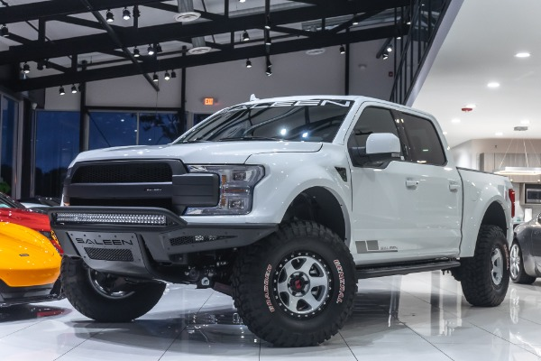 2018 Ford F-150 Saleen Sportruck
