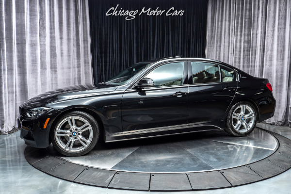 2017 BMW 330e iPerformance