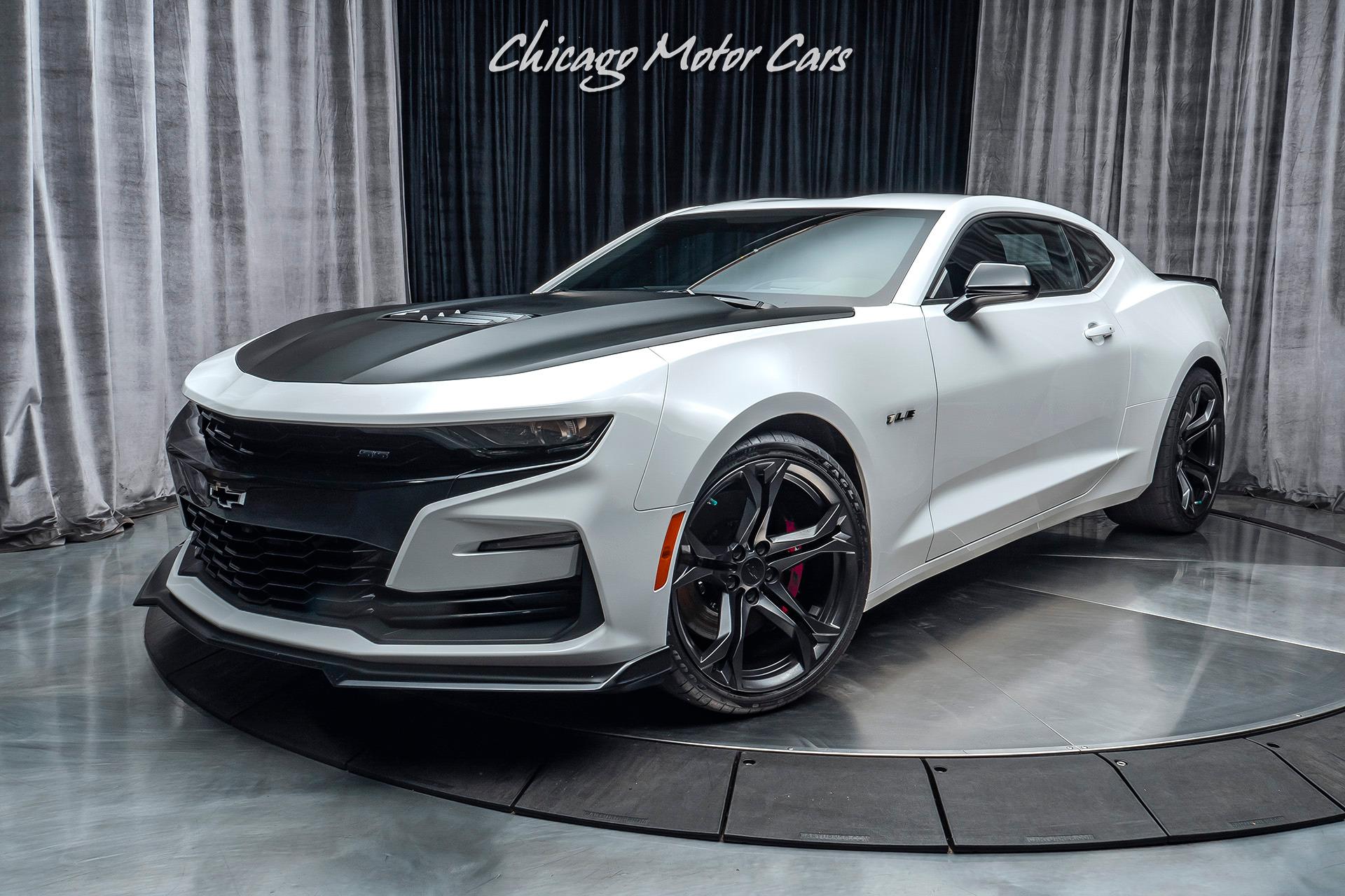 Recaro Performance Ride >> 2019 Chevrolet Camaro SS 1LE TRACK PERFORMANCE PACKAGE ...