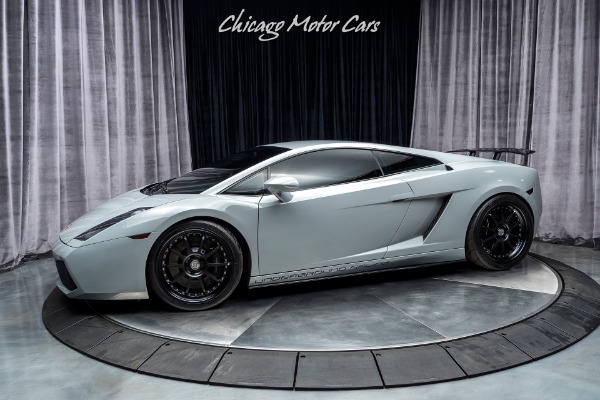 2005 Lamborghini Gallardo