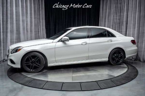 2015 Mercedes-Benz E350 4 Matic