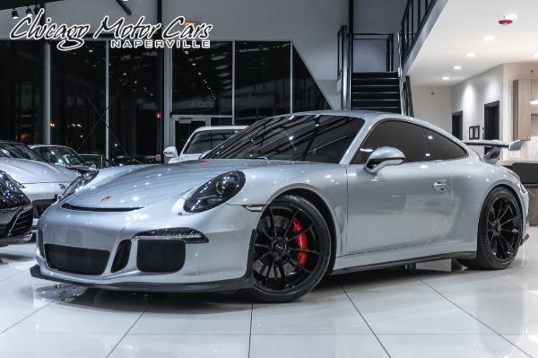 2015 Porsche 911 GT3 Coupe