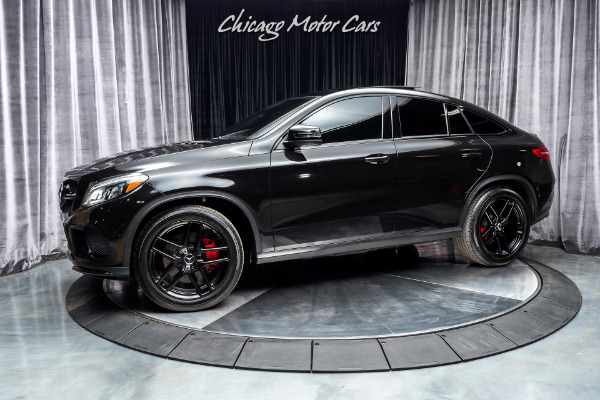 2017 Mercedes-Benz GLE43