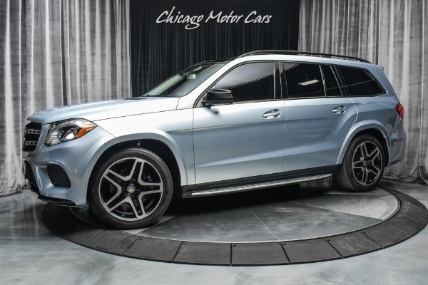 2017 Mercedes-Benz GLS550 4 Matic