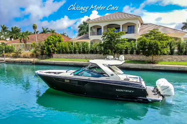 2018 MONTEREY 385 SE Express Cruiser