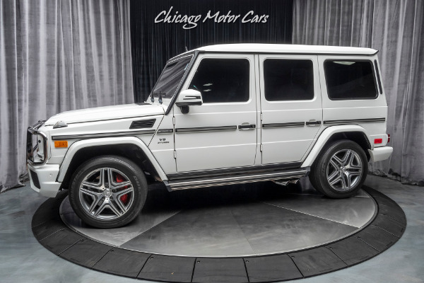 2014 Mercedes-Benz G63 AMG 4 Matic