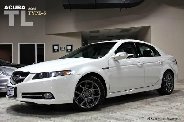 2008 Acura TL Type-S Navigation