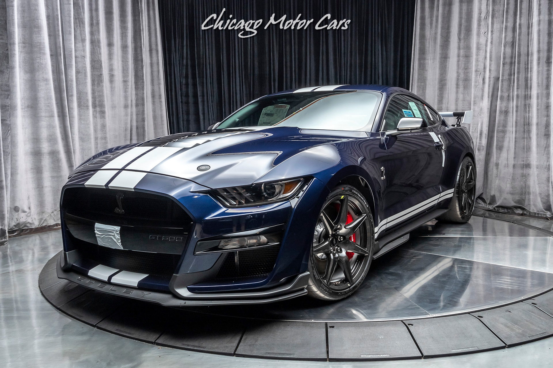 2020 Ford Mustang Shelby GT500 GOLDEN TICKET! Carbon Fiber ...