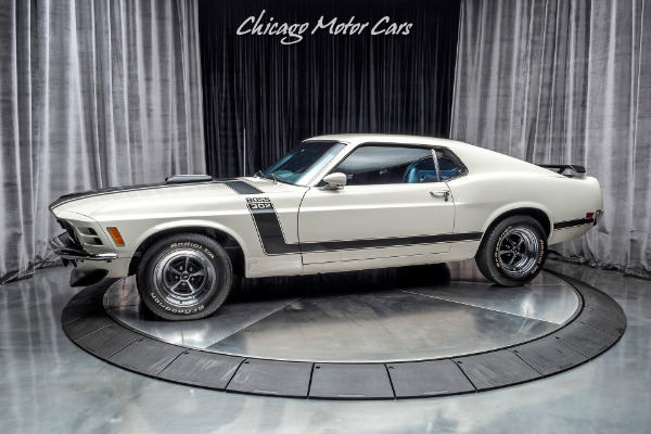 1970 Ford Mustang