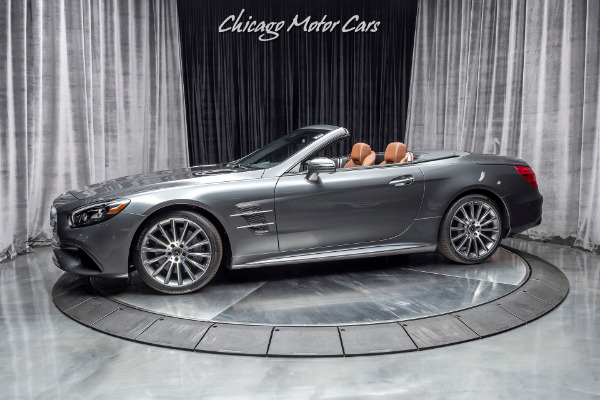 2020 Mercedes-Benz SL550