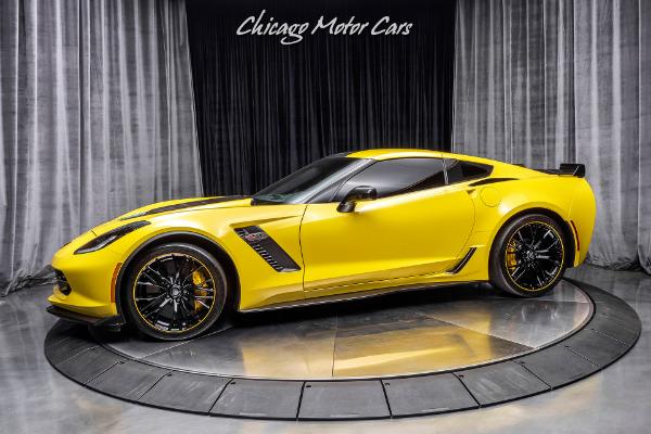 2016 Chevrolet Corvette C7.R