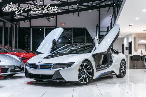 2014 BMW i8 Pure Impulse World