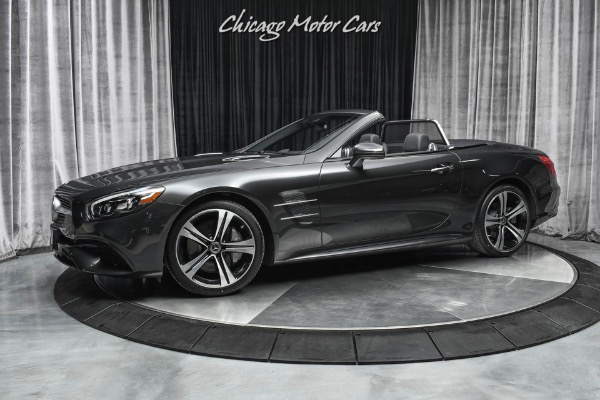 2020 Mercedes-Benz SL450
