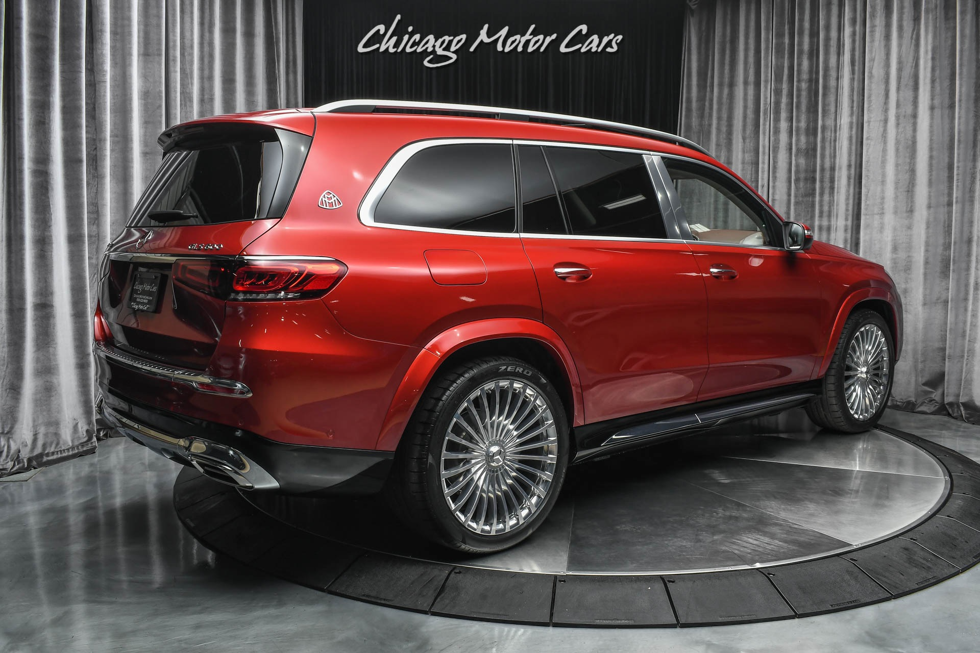 2021 mercedes-benz gls600 maybach 4matic the hottest