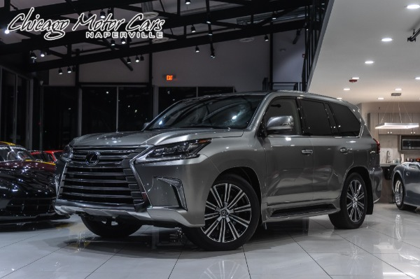 2018 Lexus LX 570 LUXURY AWD