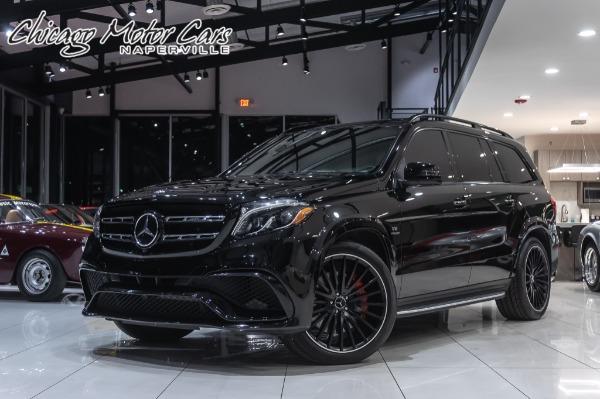 2018 Mercedes-Benz GLS63 AMG SUV
