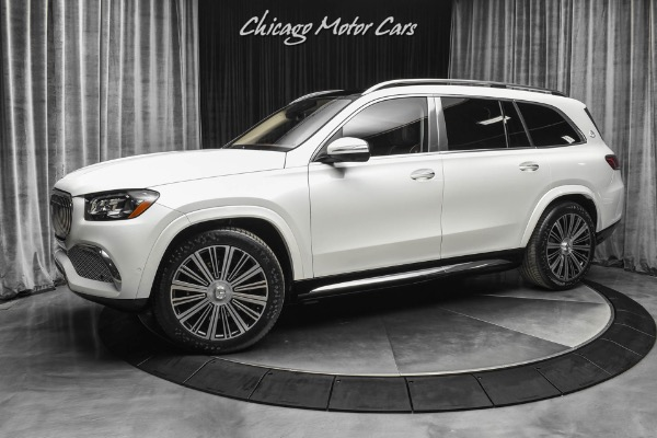 2021 Mercedes-Benz GLS600 Maybach 4 Matic