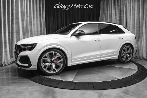 2021 Audi RSQ8