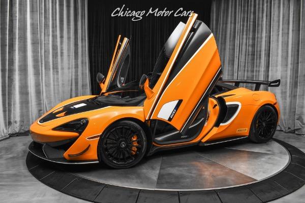 2020 McLaren 620R