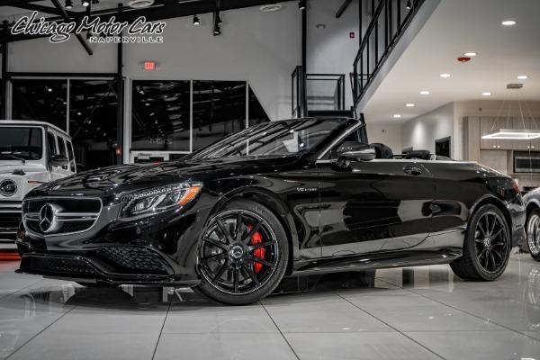 2017 Mercedes-Benz S63 AMG