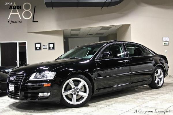 2008 Audi A8L