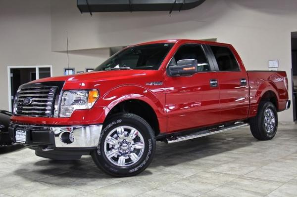 2012 Ford F-150 XLT 4WD SuperCrew